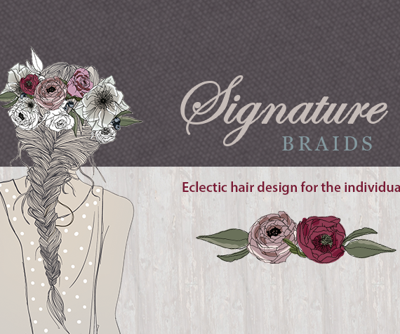 Signature Braids artwork for Facebook
