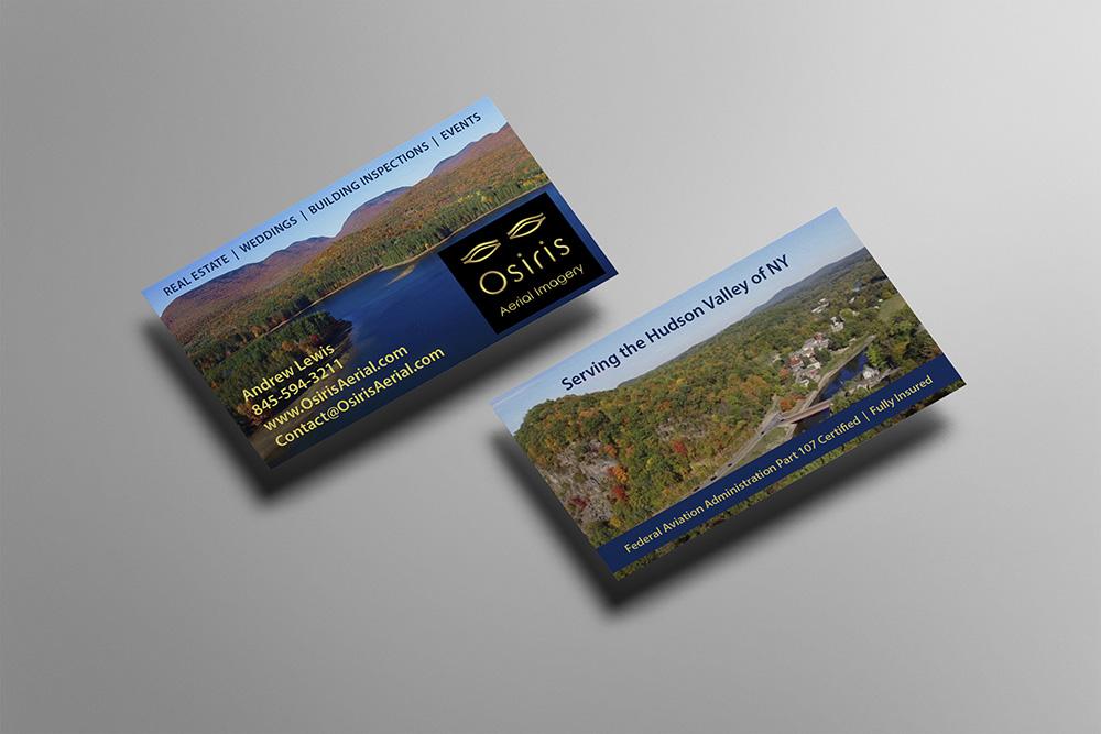Business card for aerial photographer jen jeglinski art design reheart Choice Image